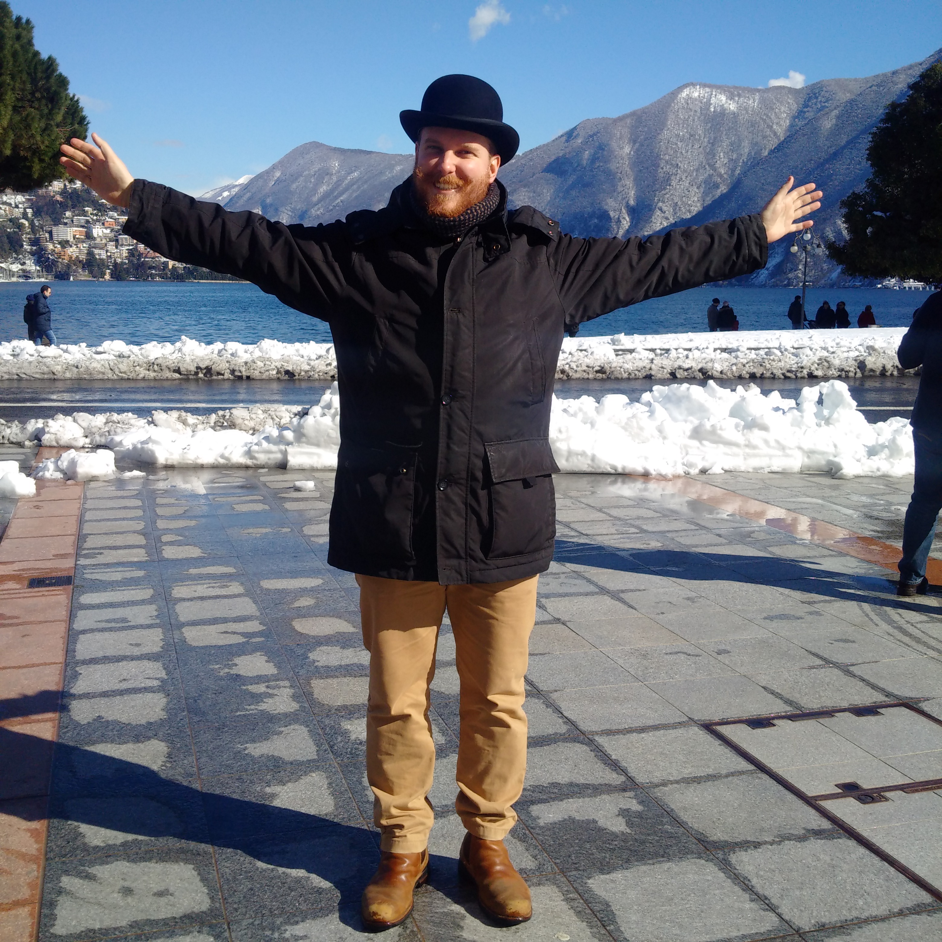 A Lugano